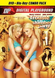 Trouble At The Slumber Party (Combo Pack)