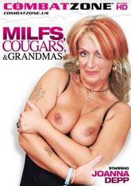 MILFs, Cougars & Grandmas