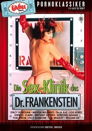 Cover Sex-Klinik des Dr. Frankenstein