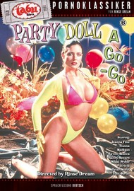 Cover Party Doll A Go-Go
