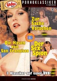 Film: Hasen von San Franzisco / Zur Sache Vötzchen / Sex-Spion